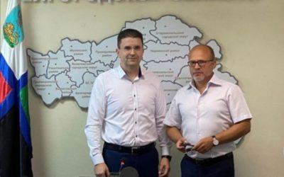 Александр Стронин вошел в состав Избирательной комиссии Белгородской области в качестве члена комиссии с правом решающего голоса