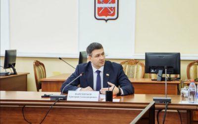Депутат Рязанской областной думы Григорий Парсентьев борется за законодательство о чистом воздухе