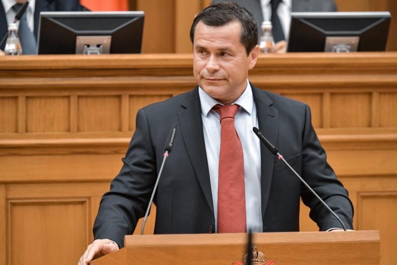 Игорь Чистюхин избран заместителем Председателя Мособлдумы
