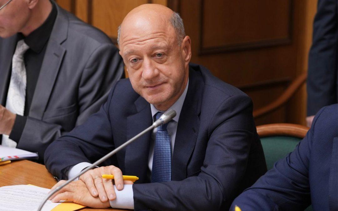 Партия «Справедливая Россия — За Правду» выдвинула Александра Бабакова на пост вице-спикера Государственной Думы