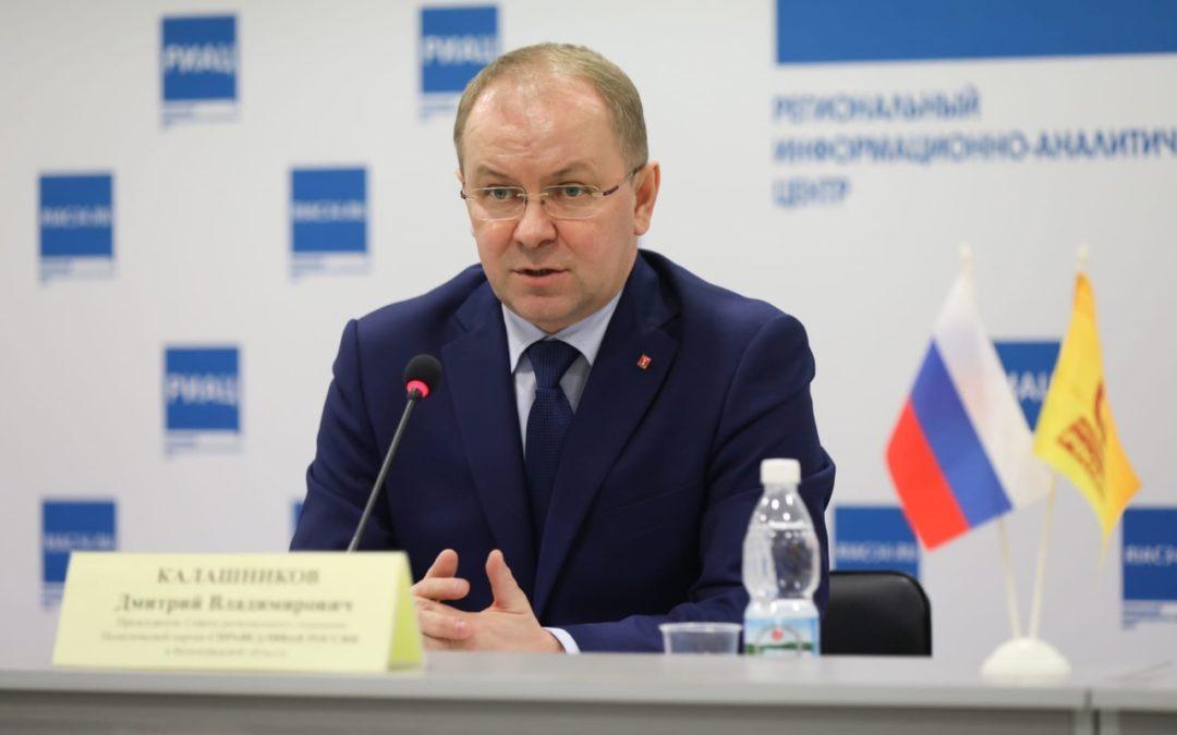 Дмитрий Калашников: «Семьи с детьми к началу учебного года должны получать выплаты от государства»